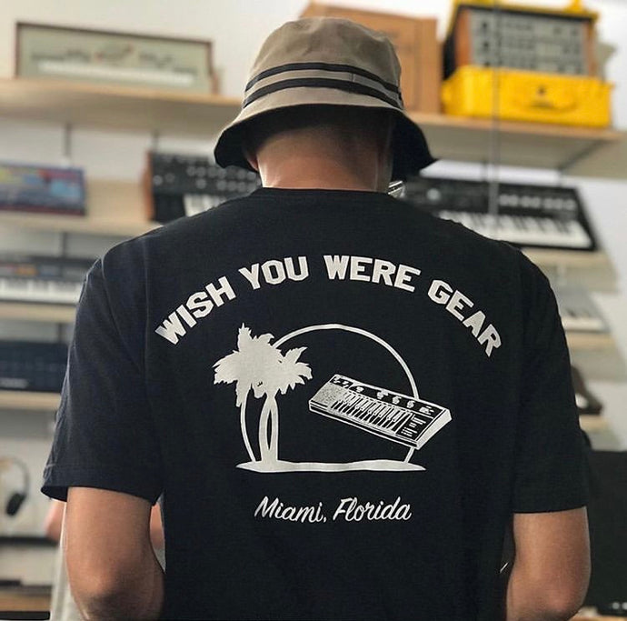 Wish You Were Gear T-shirt