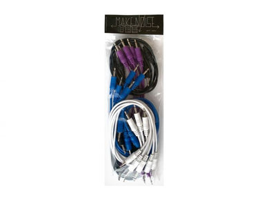 Make Noise Assorted Patch Cables 20 pack