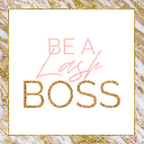Be A Lash Boss