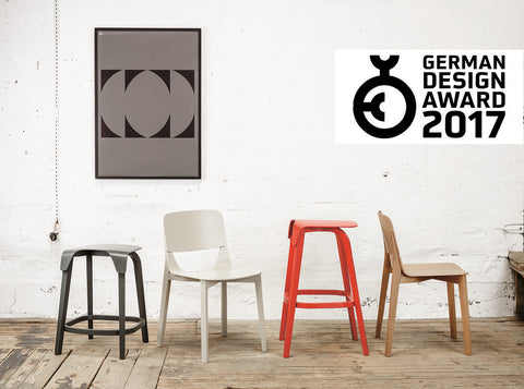 Leaf Collection And Bloop Sidetable Win A German Design Award