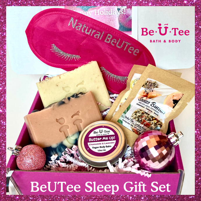 BeUTee Sleep Gift Set
