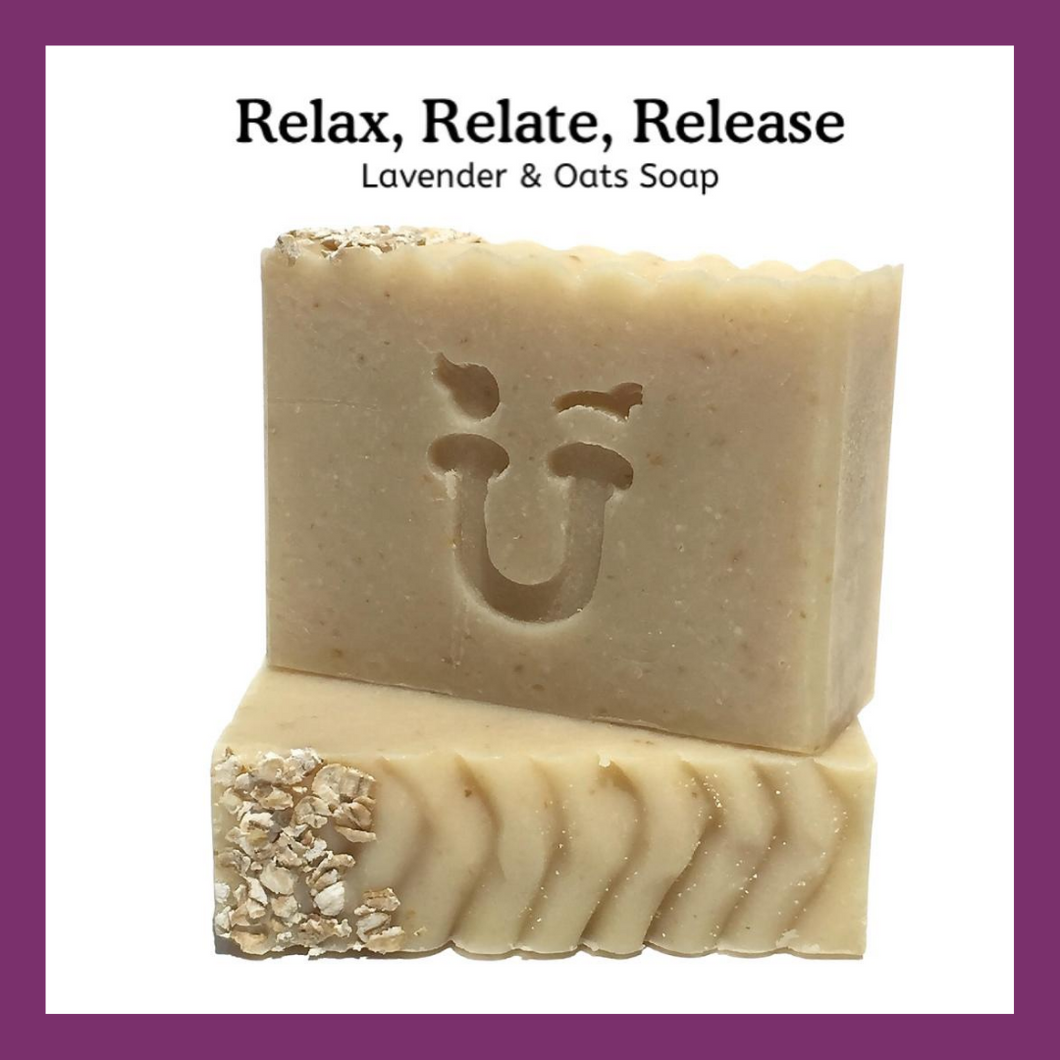 Relax, Relate, Release - BeUTee Bath & Body