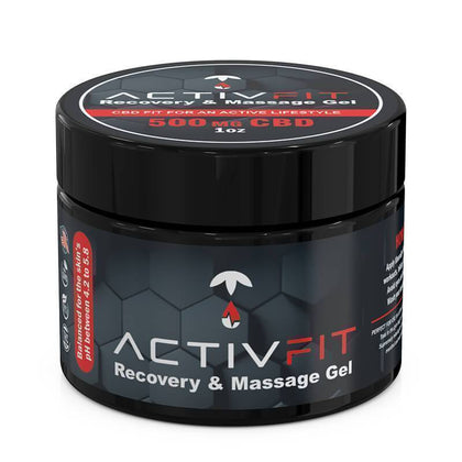 ActivFit - CBD Topical - Muscle Rub - 500mg-buy-CBD-online