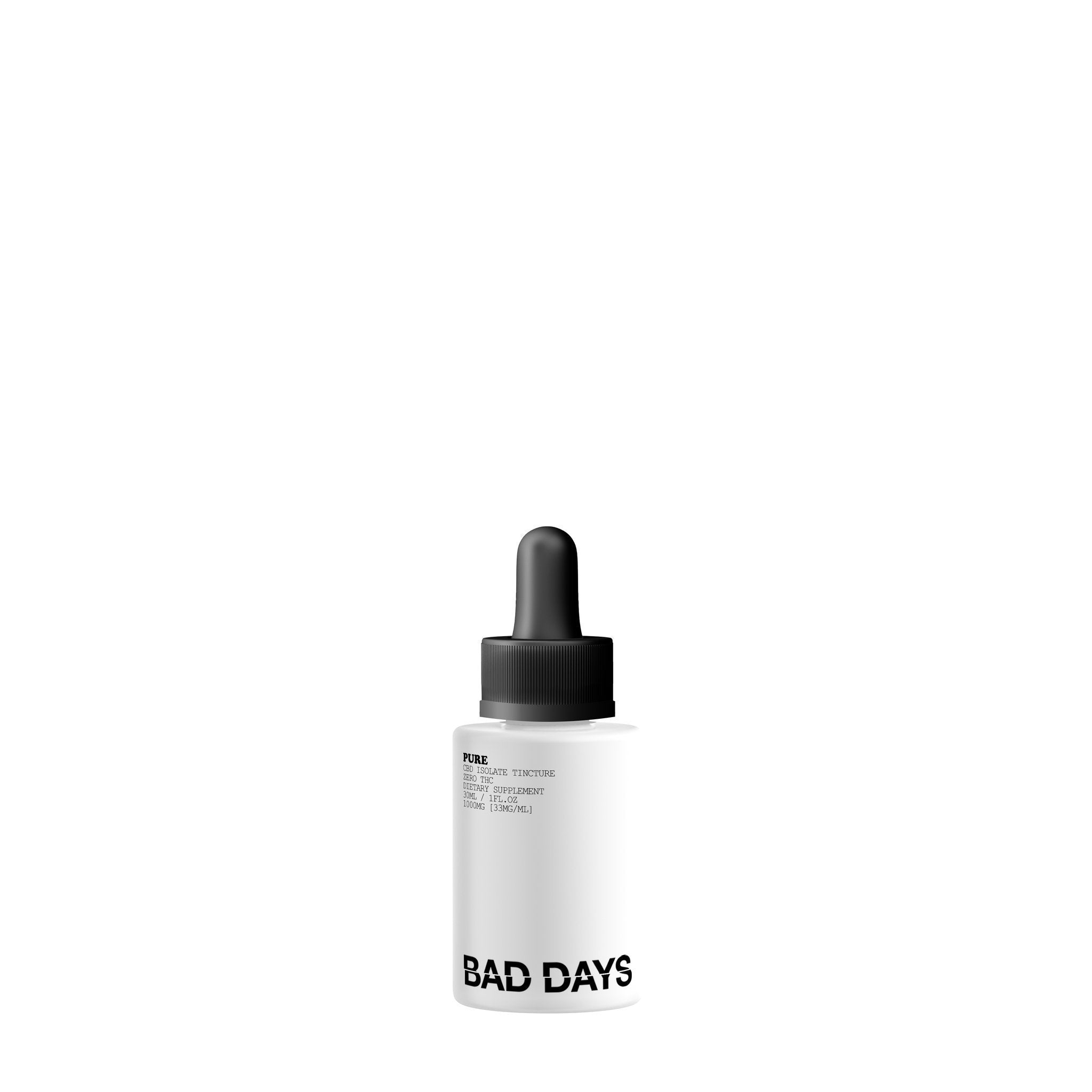 Bad Days - PURE - Tincture