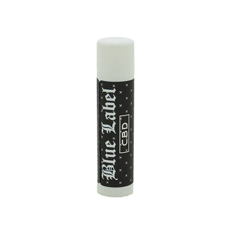 Blue Label CBD - CBD Topical - Lip Balm - 5mg