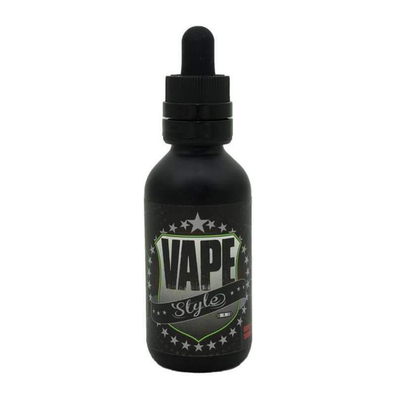Blue Label CBD - CBD Vape Juice - Famous! - 250mg-1000mg