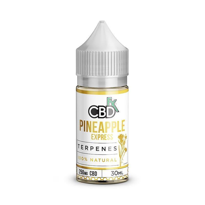 CBDfx - CBD Terpenes Oil - Pineapple Express - 250mg-500mg