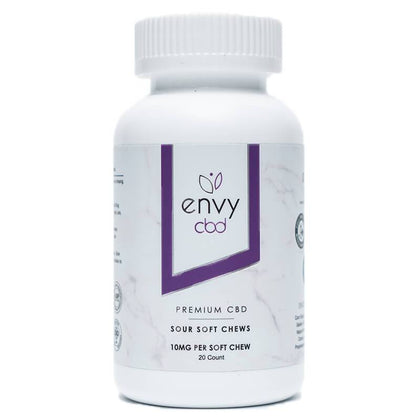 ENVY CBD - CBD Edible - Sour Soft Chew Gummies - 10mg-buy-CBD-online