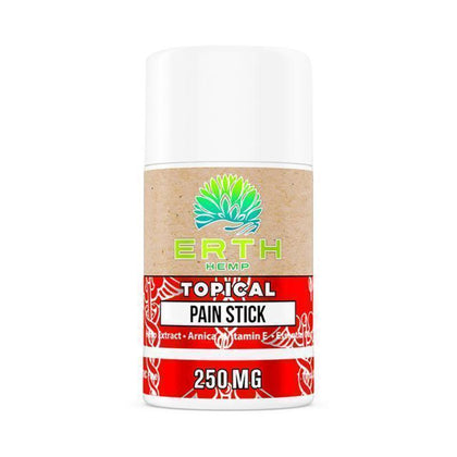 ERTH - CBD Topical - Essential Oil Pain Stick Salve - 250mg-1000mg-buy-CBD-online