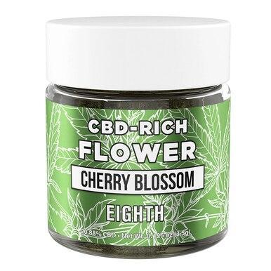 ERTH - Hemp Flower - Cherry Blossom-buy-CBD-online