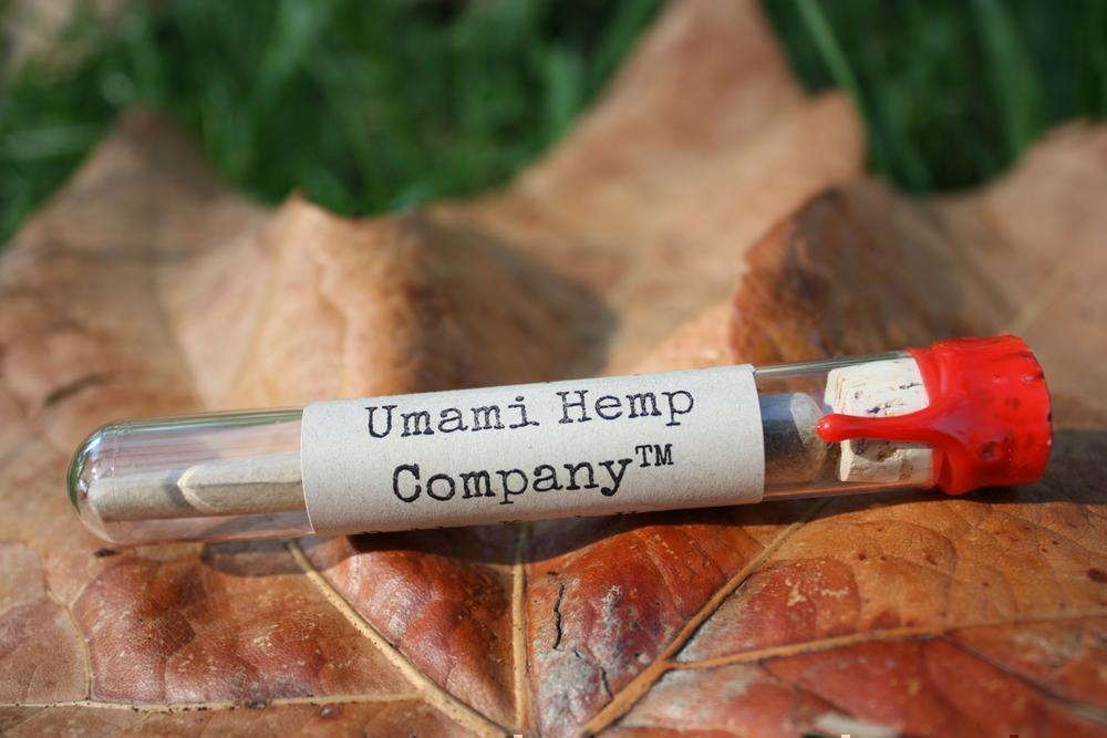 FREE Bubba Kush ( Indica ) Hemp Flower Pre-Roll by Umami Hemp Company