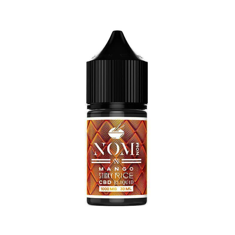 Goldleaf Spektrum - CBD Vape Juice - Mango Sticky Rice - 500mg-1000mg