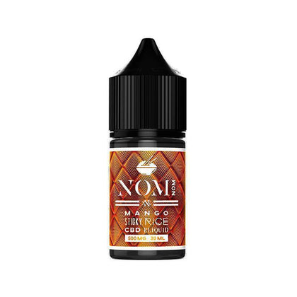 Goldleaf Spektrum - CBD Vape Juice - Mango Sticky Rice - 500mg-1000mg-buy-CBD-online
