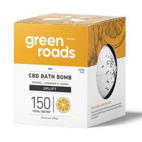 Green Roads - CBD Bath - Uplift Bath Bomb - 150mg-buy-CBD-online