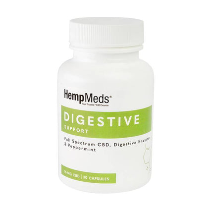HempMeds - CBD Capsules - Everyday Wellness Digestive Support - 15mg-buy-CBD-online