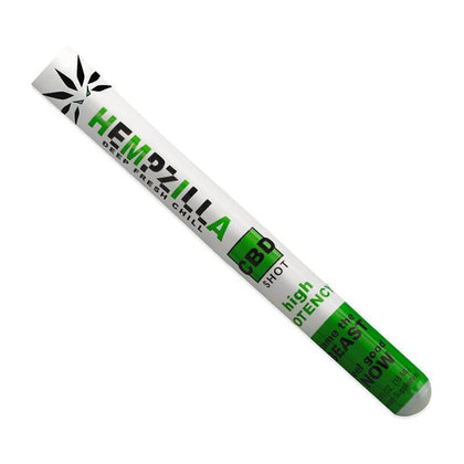 Hempzilla - CBD Drink - CBD Infused Drink Shot-buy-CBD-online