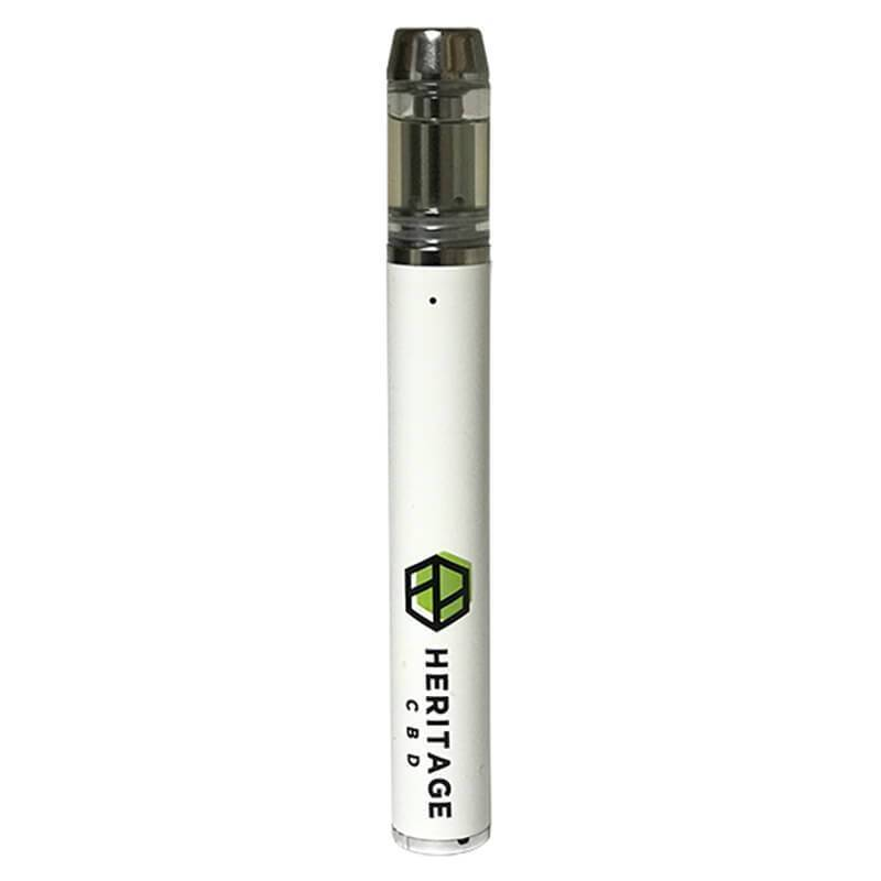 Heritage Hemp - CBD Vape Device - Disposable Hemp Extract Oil - 200mg