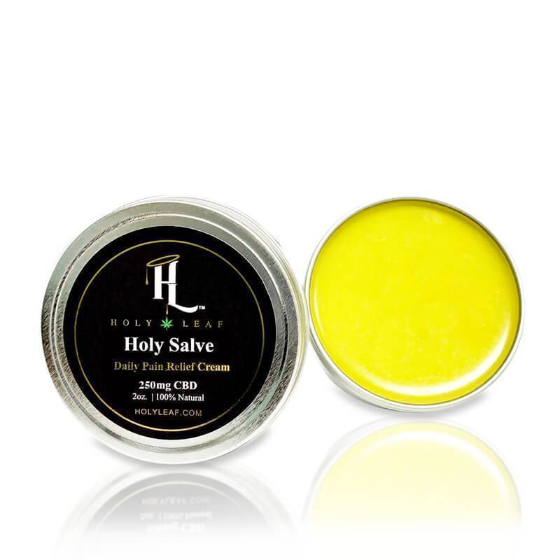 Holy Leaf - CBD Topical - Sports Pain Relief Cream