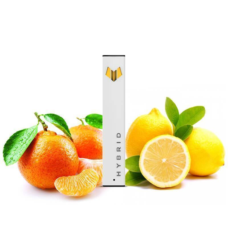 Hybrid CBD - CBD Disposable Vape Pen - Citrus Calm - 250mg