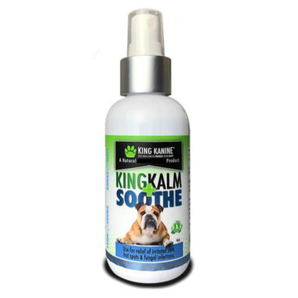 King Kalm - Pet Topical - Soothe Spray For Pets-buy-CBD-online