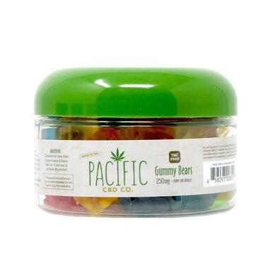 Pacific CBD - CBD Edible - Gummy Bears - 10mg