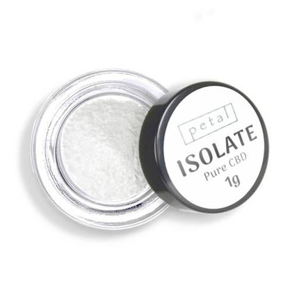 Petal - CBD Concentrate - Isolate Powder - 1 Gram-buy-CBD-online