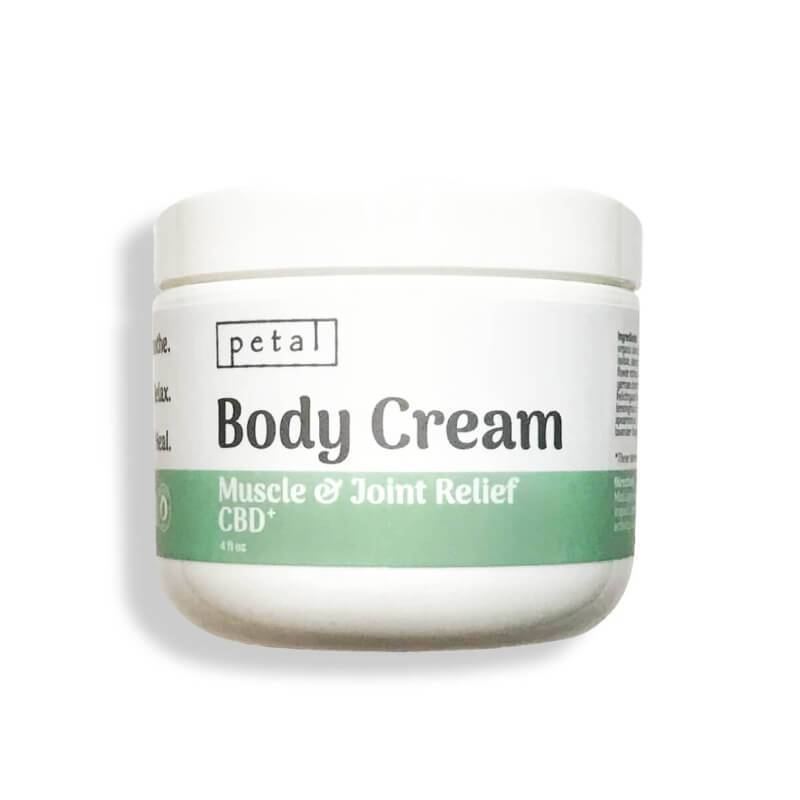 Petal - CBD Topical - Muscle & Joint Pain Relief Cream - 1000mg