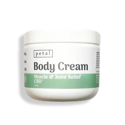 Petal - CBD Topical - Muscle & Joint Pain Relief Cream - 1000mg-buy-CBD-online