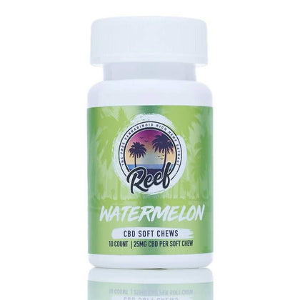 Reef - CBD Edible - Watermelon Gummies - 25mg-buy-CBD-online