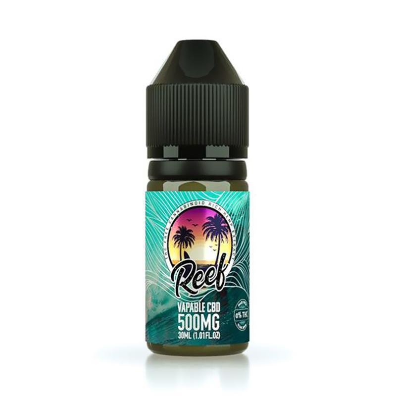 Reef - CBD Vape Juice - The Wedge - 250mg-1000mg