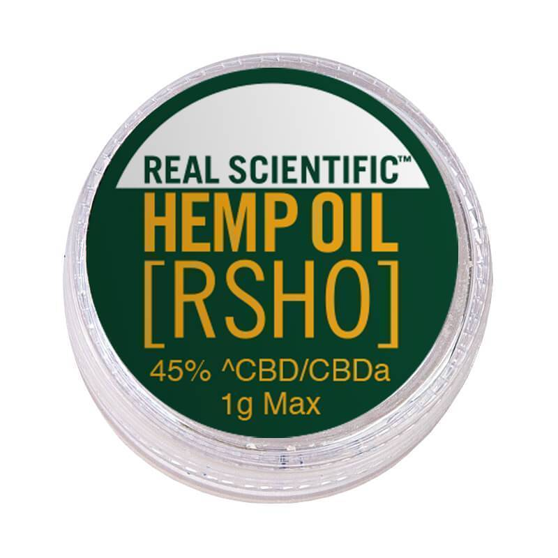 RSHO - CBD Tincture - MAX Strength Hemp Oil - 240mg