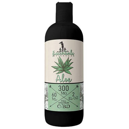 Savage - CBD Topical - Aloe Vera - 300mg-buy-CBD-online