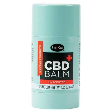 ShiKai - CBD Topical - Double Strength Balm Unscented - 425mg-buy-CBD-online