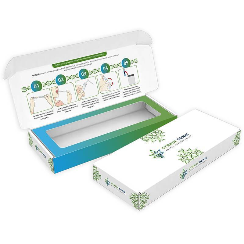 Strain Genie - Cannabis DNA Test Kit