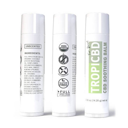 TropiCBD - CBD Pet Topical - Soothing Balm - 10mg-buy-CBD-online