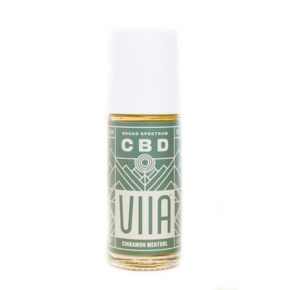 VIIA - CBD Topical - Roll-On Cinnamon Menthol - 250mg-buy-CBD-online