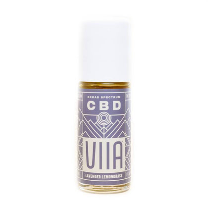 VIIA - CBD Topical - Roll-On Lavender Lemongrass - 250mg-buy-CBD-online