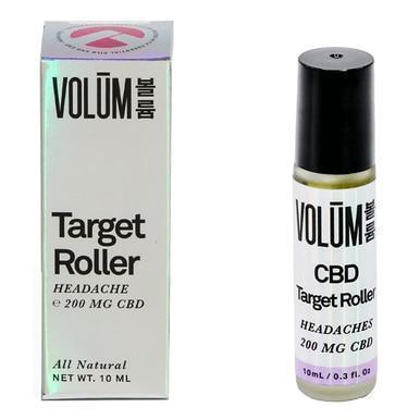 VOLUM - CBD Topical - Roll-on Headache Target Roller - 200mg-buy-CBD-online