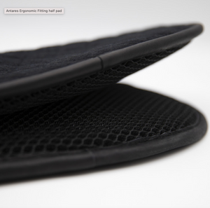 Ergonomic Shimmable Half Pad