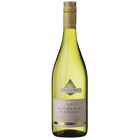 2014 Crystal Bay, Sauvignon Blanc Marlborough Valley - Ludv. Bjørns Vinhandel