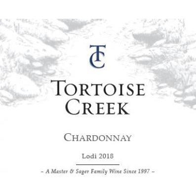 2018 Tortoise Creek Chardonnay Lodi Californien