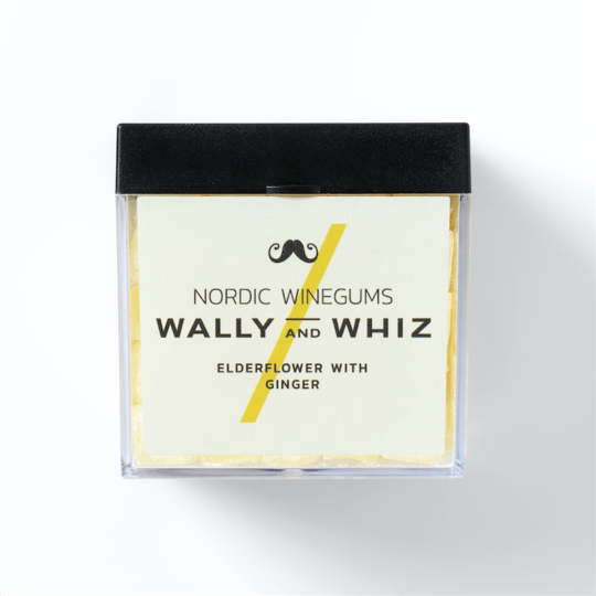 Wally and Whiz Elderflower/ Ginger Elderflower/ Ginger - Ludv. Bjørns Vinhandel