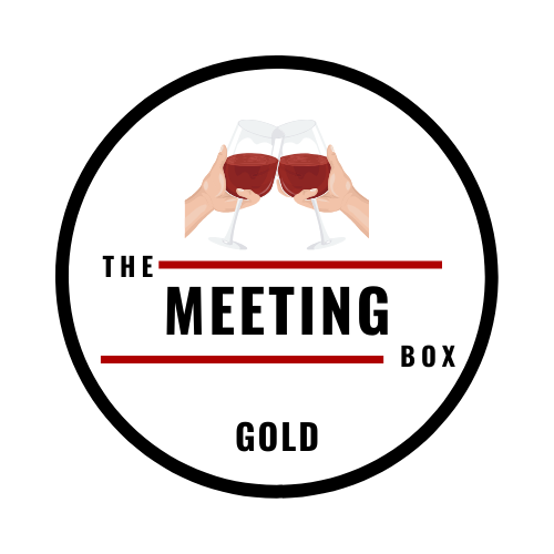 The Meeting Box (Guld) - Ludv. Bjørns Vinhandel