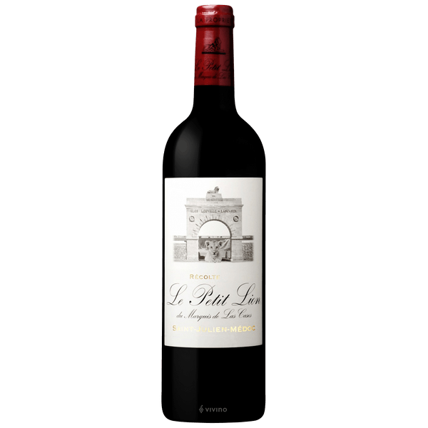 2015 Le Petit Lion du Marquis las Cases Saint-Julien
