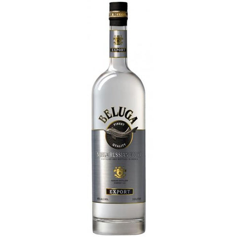 Beluga Vodka, 40%, 70 cl. Noble Russian Vodka - Ludv. Bjørns Vinhandel