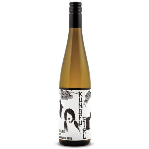 2018 Charles Smith, Kung Fu Girl,  Riesling