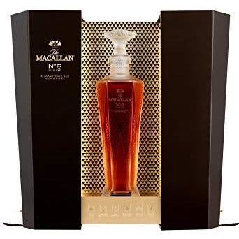 The Macallan Decanter No.6 - Ludv. Bjørns Vinhandel
