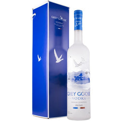 Grey Goose Vodka, 40%, 150 CL.