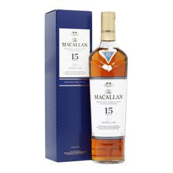 The Macallan 15 Years Old Double Cask
