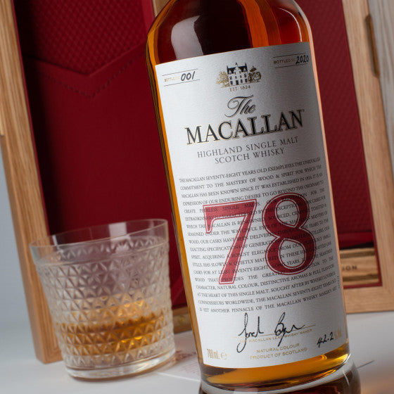 The Macallan, Red Collection 78 Years Old